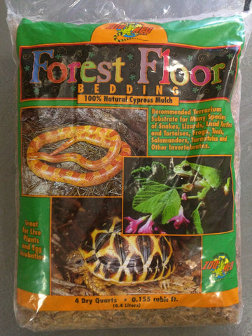 Forest Floor Bedding 4 quart