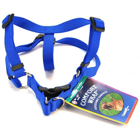 Adjustable Harness Small Blue