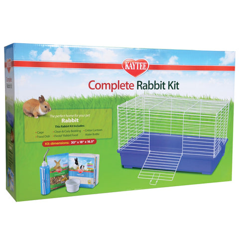 Complete Dwarf Rabbit Kit