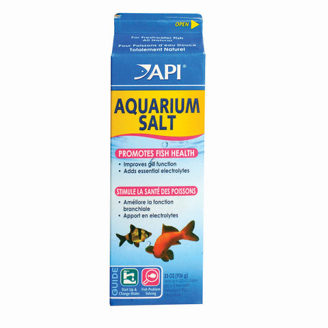 API Aquarium Salt 16oz