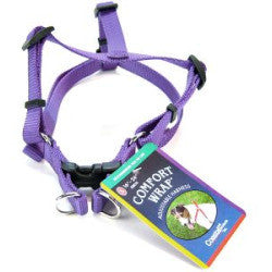 Adjustable Harness Small Purple
