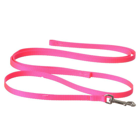 6' Pink Small Leash