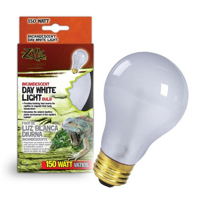 Day White Light Incandescent Bulb 150 Watt