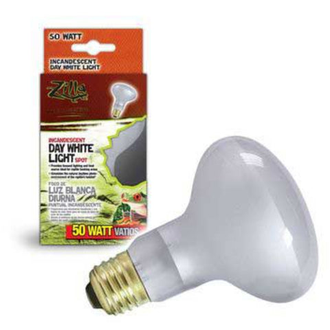Day White Light Incandescent Spot 50 Watt