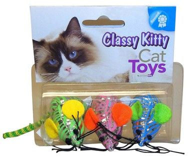 Classy Kitty Cat Toy