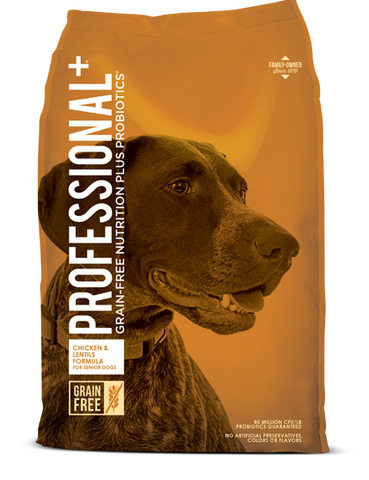 Professional+ Dog Food – Senior 28#