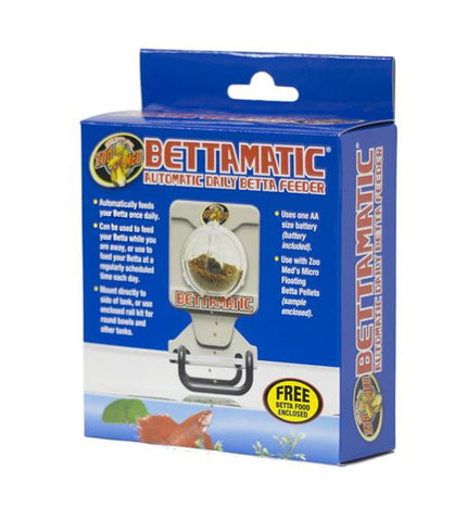 Betta magic Automatic Daily Betta Feeder