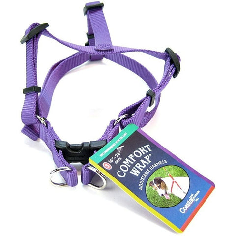 Adjustable Harness X-Small Purple