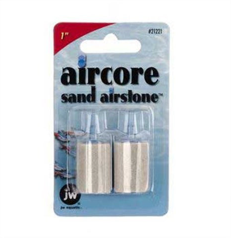 "1"" Aircore Sand Airstone 2pack"