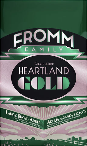 Fromm Heartland Gold Large Breed Adult 26 lbs