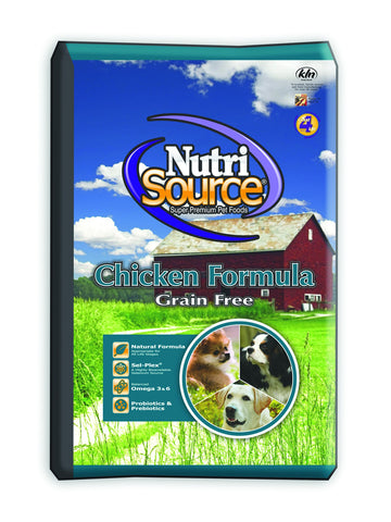 Nutrisource Grain-Free Chicken Formula