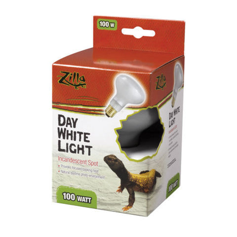 Day White Light Incandescent Spot 100 Watt