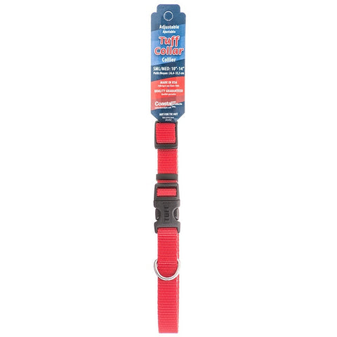 Adjustable Tuff Collar X-Small Red