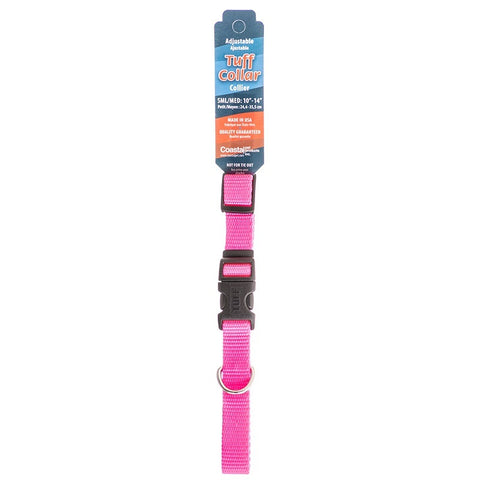 Adjustable Collar Large Pink