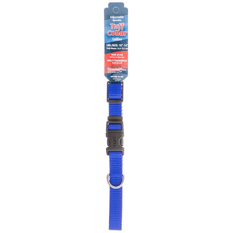 Adjustable Tuff Collar X-Small Blue