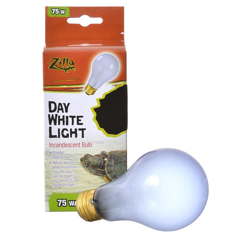 Day White Light Incandescent Bulb 75 Watt