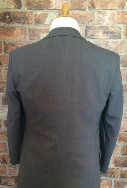 Light Grey Prestige Wedding Suit (light weight and slim fit)