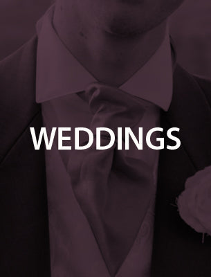 Wedding suits & groomswear