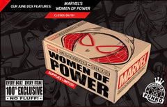 Funko Marvel Collector Corps Women of Power set