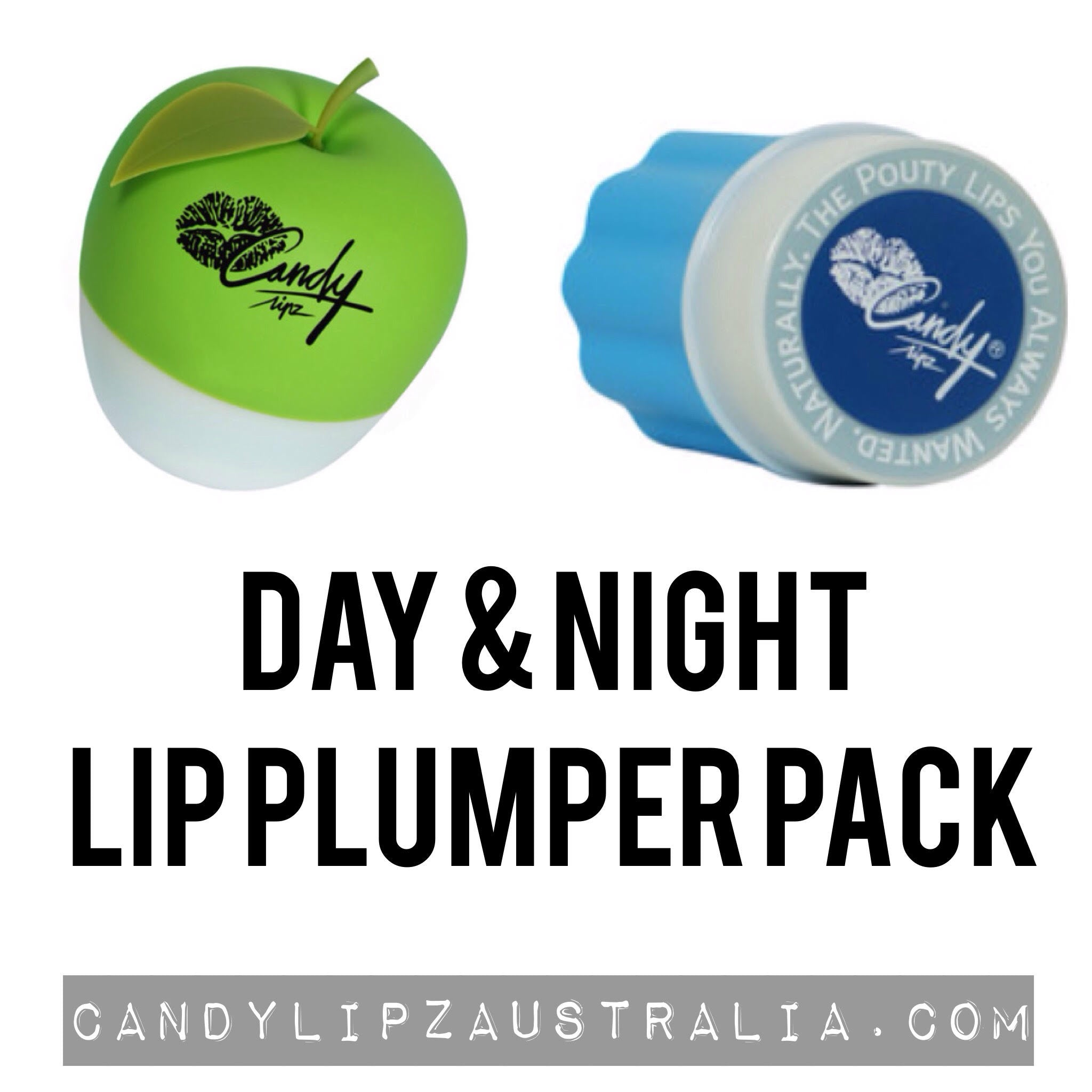 Day & Night Lip Plumper Pack