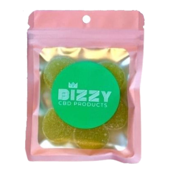 A Little Bit of Bizzy CBD Gummies: Green Queen