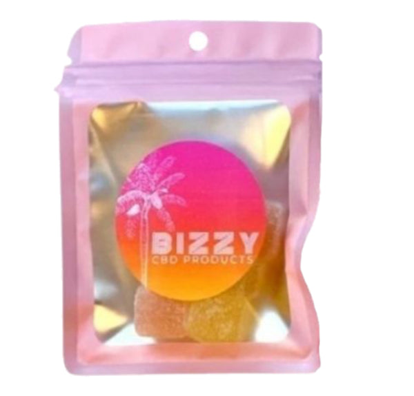 A Little Bit of Bizzy CBD Gummies: Tropicana Mix