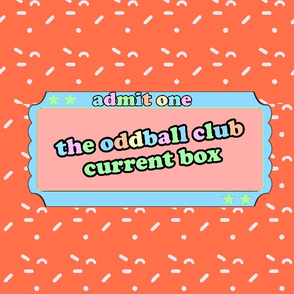 one oddball club box