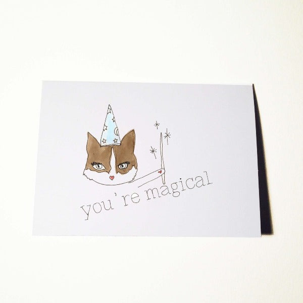 Youre Magical Card