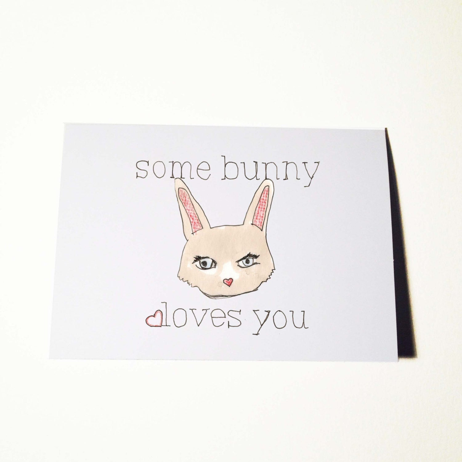 Some Bunny Love Card