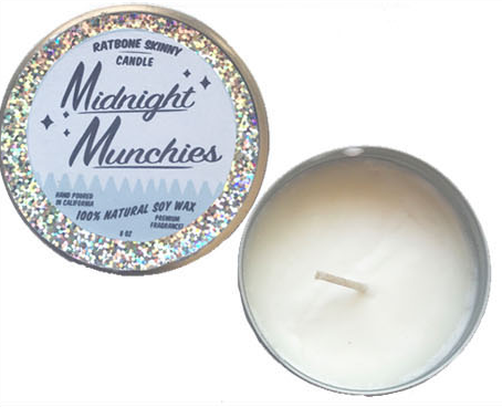 Midnight Munchies Candle