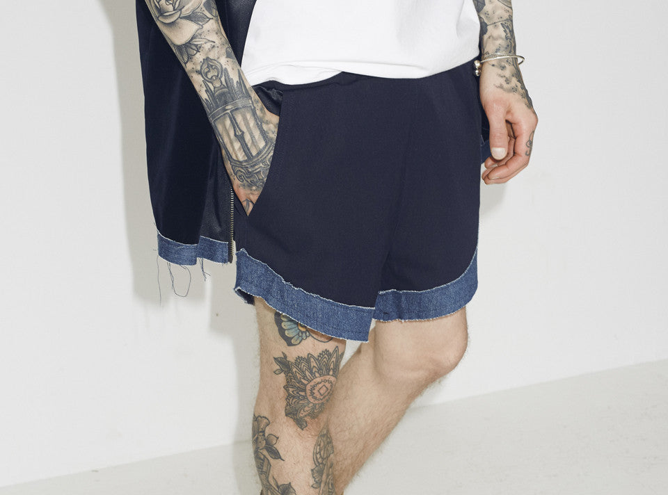 PATCH SHORTS UNISEX - ON SALE