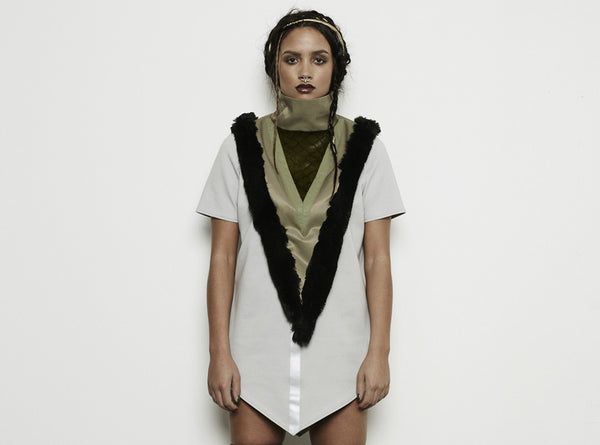 ANORAK COLLAR UNISEX - ON SALE