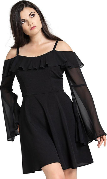evanora dress hell bunny