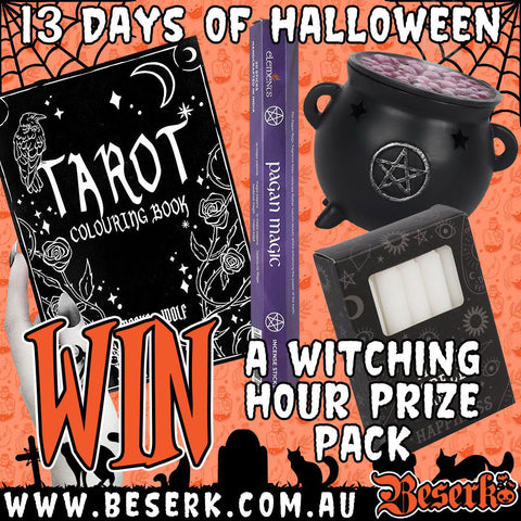 Win a Witching Hour Prize Pack