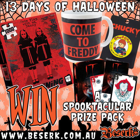 ⁠Win a Spooktacular Prize Pack
