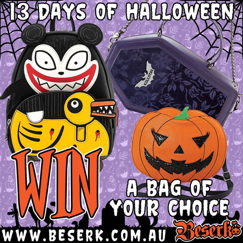 Win a Bag Of Your Choice