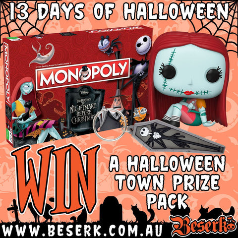 Win a Halloween Town Prize Pack