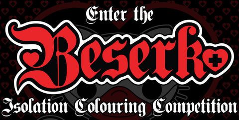 Beserk Isolation Colouring Competition