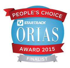 Orias Finalist 2015 Startrack Awards
