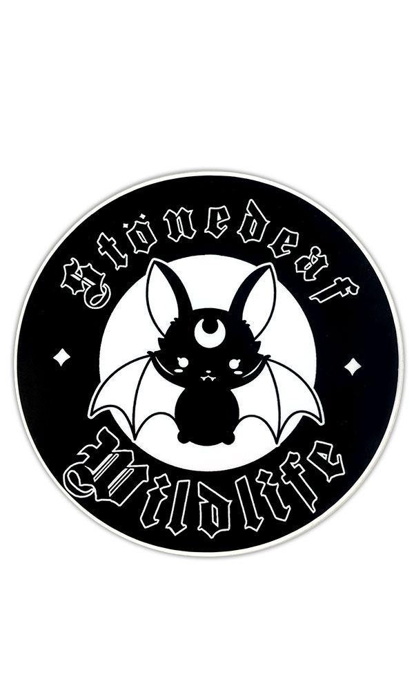 BESERK FOR BATS | CHARITY VINYL STICKER