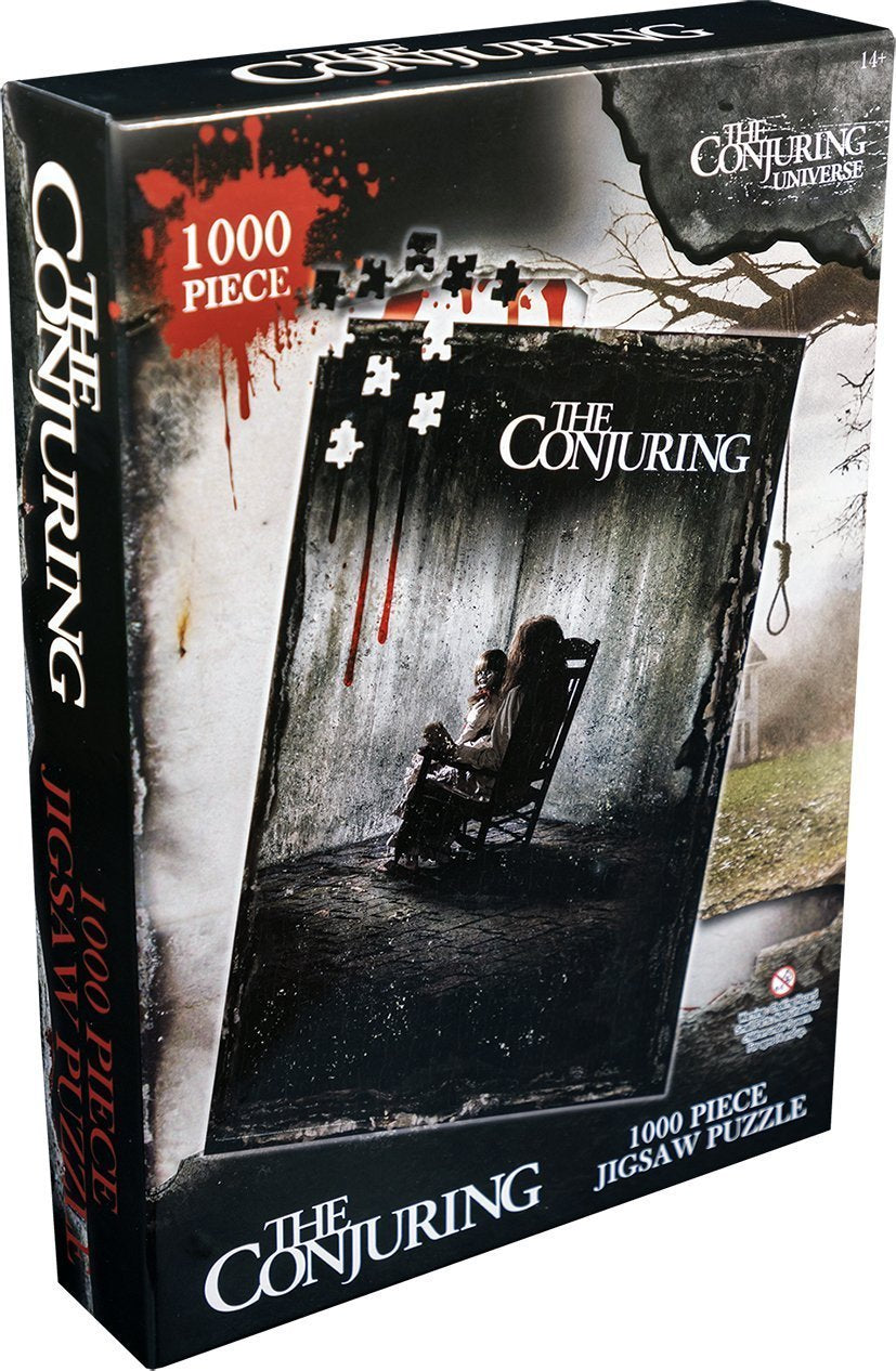 THE CONJURING [1,000 PCE]   PUZZLE