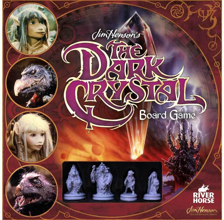 DARK CRYSTAL | BOARD GAME* COLLECTABLES