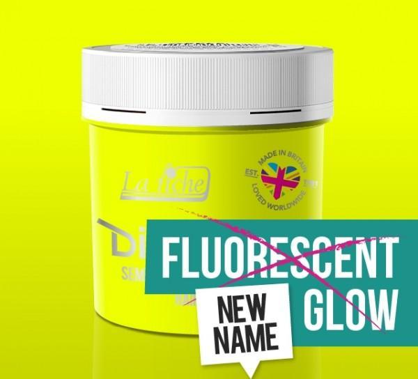 FLUORESCENT YELLOW | HAIR COLOUR DIRECTIONS