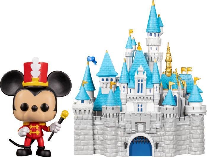 DISNEY 65TH ANNIVERSARY | MICKEY WITH CASTLE POP! TOWN