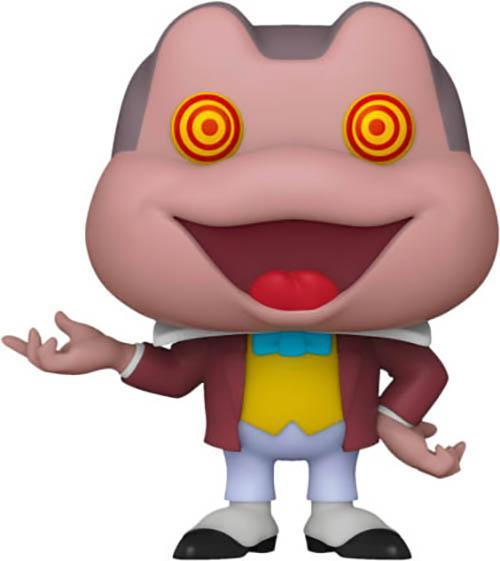 DISNEY 65TH ANNIVERSARY | MR TOAD WITH SPINNING EYES POP! VINYL FUNKO