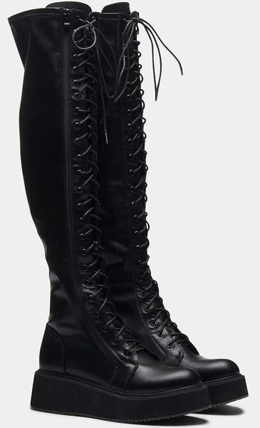 blade lace up boots koi footwear
