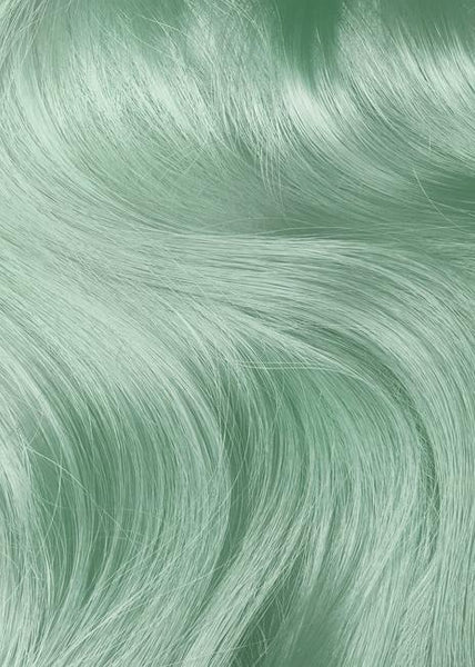 Unicorn Hair Frosted Mint