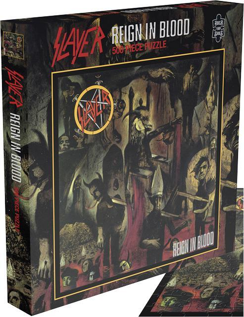 SLAYER   REIGN IN BLOOD [500 PCE] PUZZLE