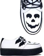 Ghost face creepers
