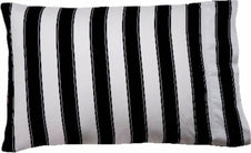 Black and White Striped | QUEEN SHEET SET